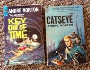 Vintage Ace Sci Fi Andre Norton
