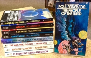 Vintage Science Fiction - Anderson