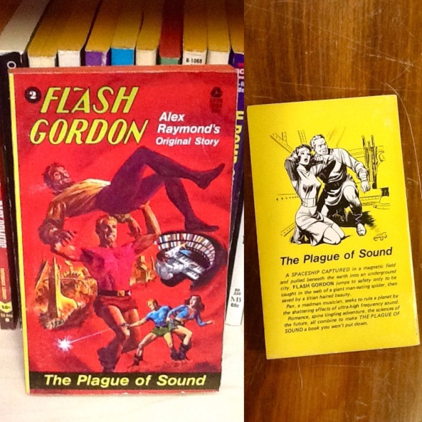 Vintage Flash Gordon